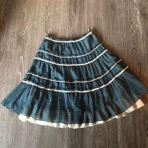 Lois Crayon ruffle skirt Japanese brand.